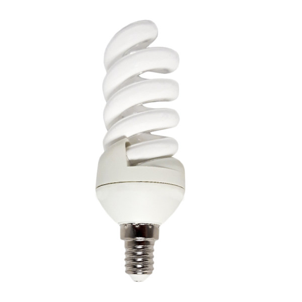 لامپ کم مصرف 12 وات خزرشید مدل KH124 پایه E14
