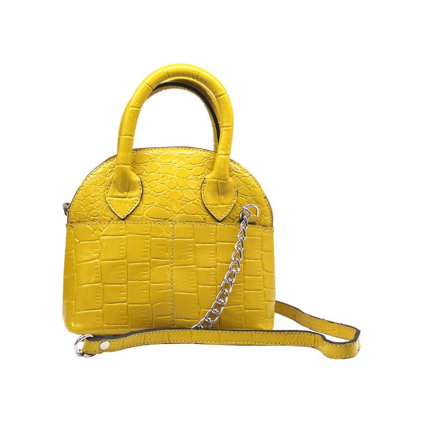 کیف دوشی زنانه چرم آرا مدل d076 -  - 7