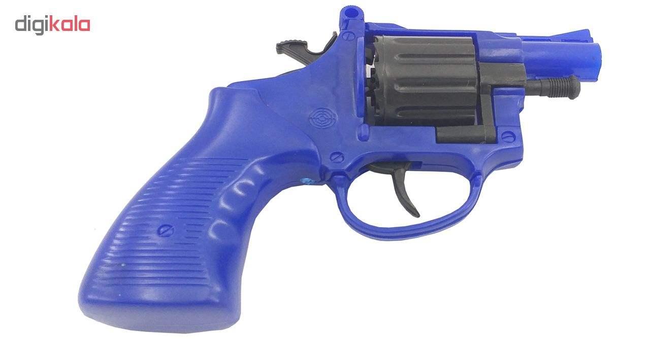 تفنگ اسباب بازی جیمبو طرح هفت تیر مدل SH 96 main 1 1
