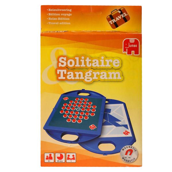بازی فکری جامبو مدل Tangram کد JT03