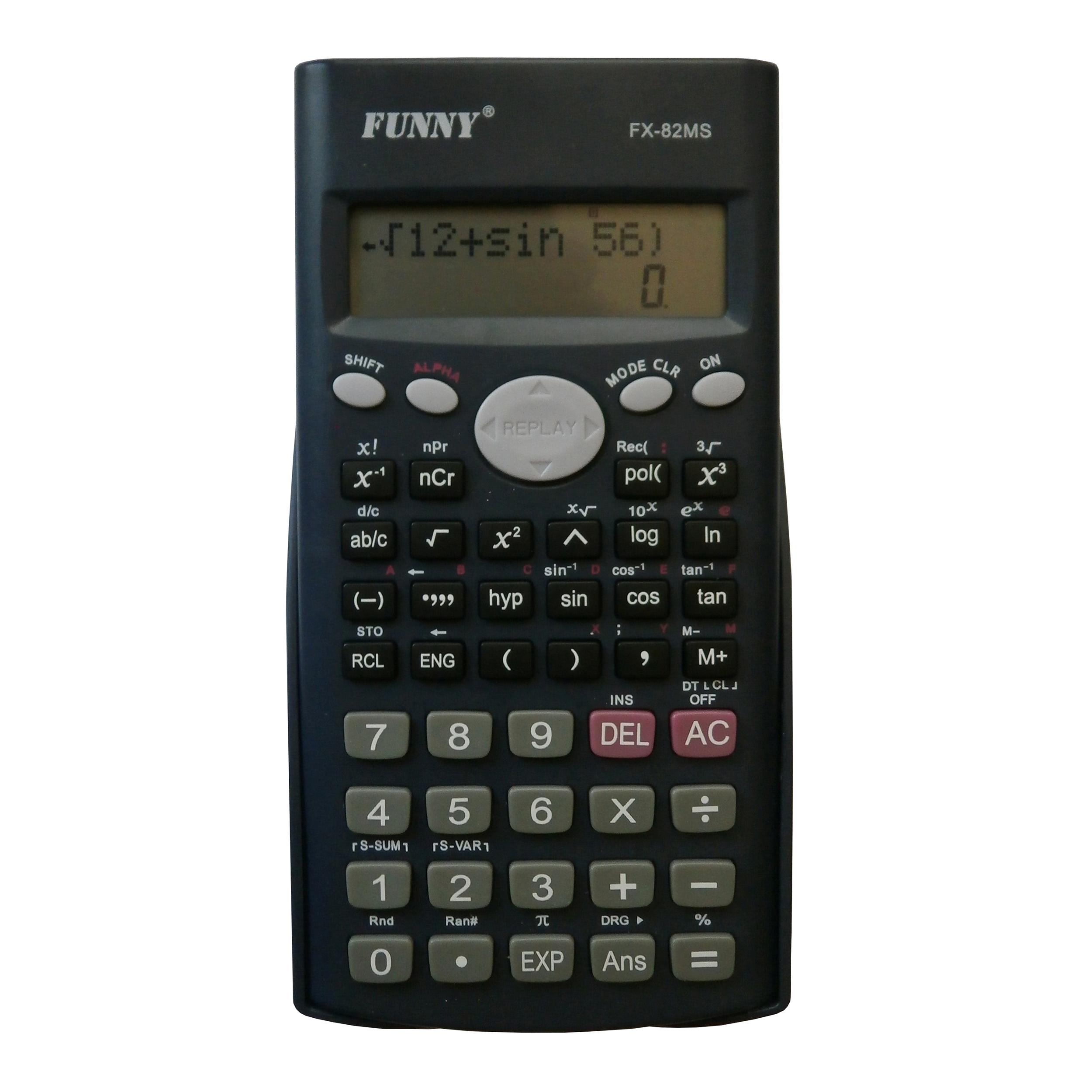 ماشین حساب  فانی مدل FX-82MS