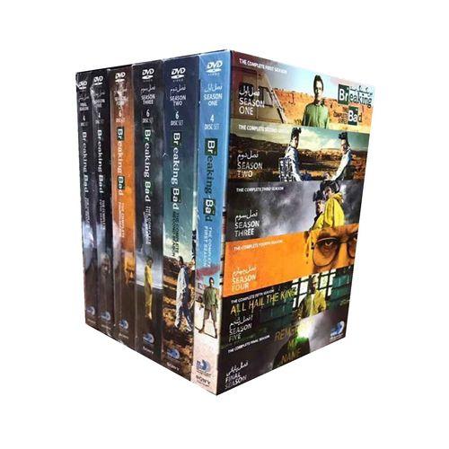 مجموعه کامل سریال بریکینگ بد نشر تصویر گستر پاسارگاد