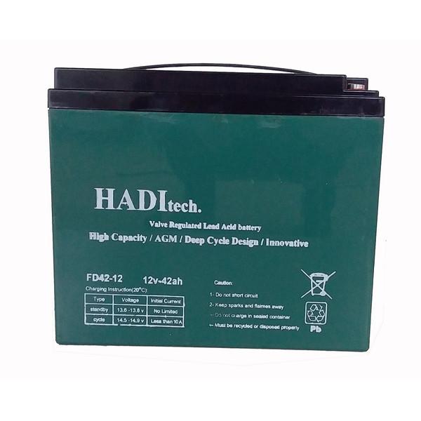 باتری هادیتک FD12V42