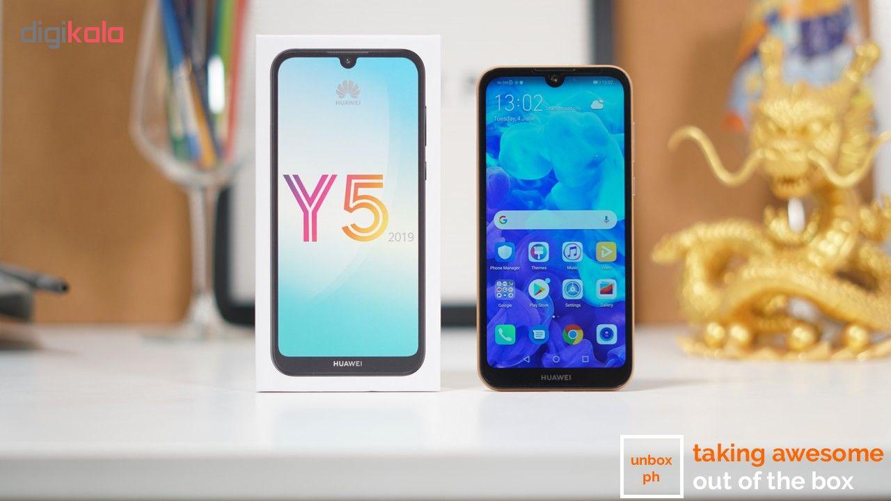 گوشی موبایل هوآوی مدل Y5 2019 AMN-LX9 دو سیم کارت ظرفیت 32 گیگابایت                             Huawei Y5 2019 ALM-LX9 Dual SIM 32GB Mobile Phone
