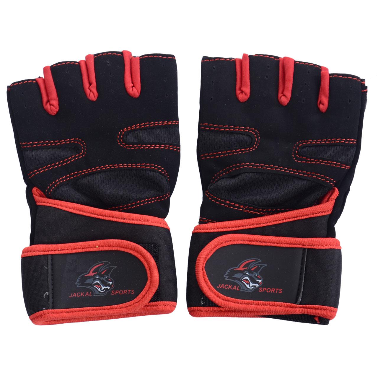 دستکش ورزشی جاکال اسپرتز کد JK02R