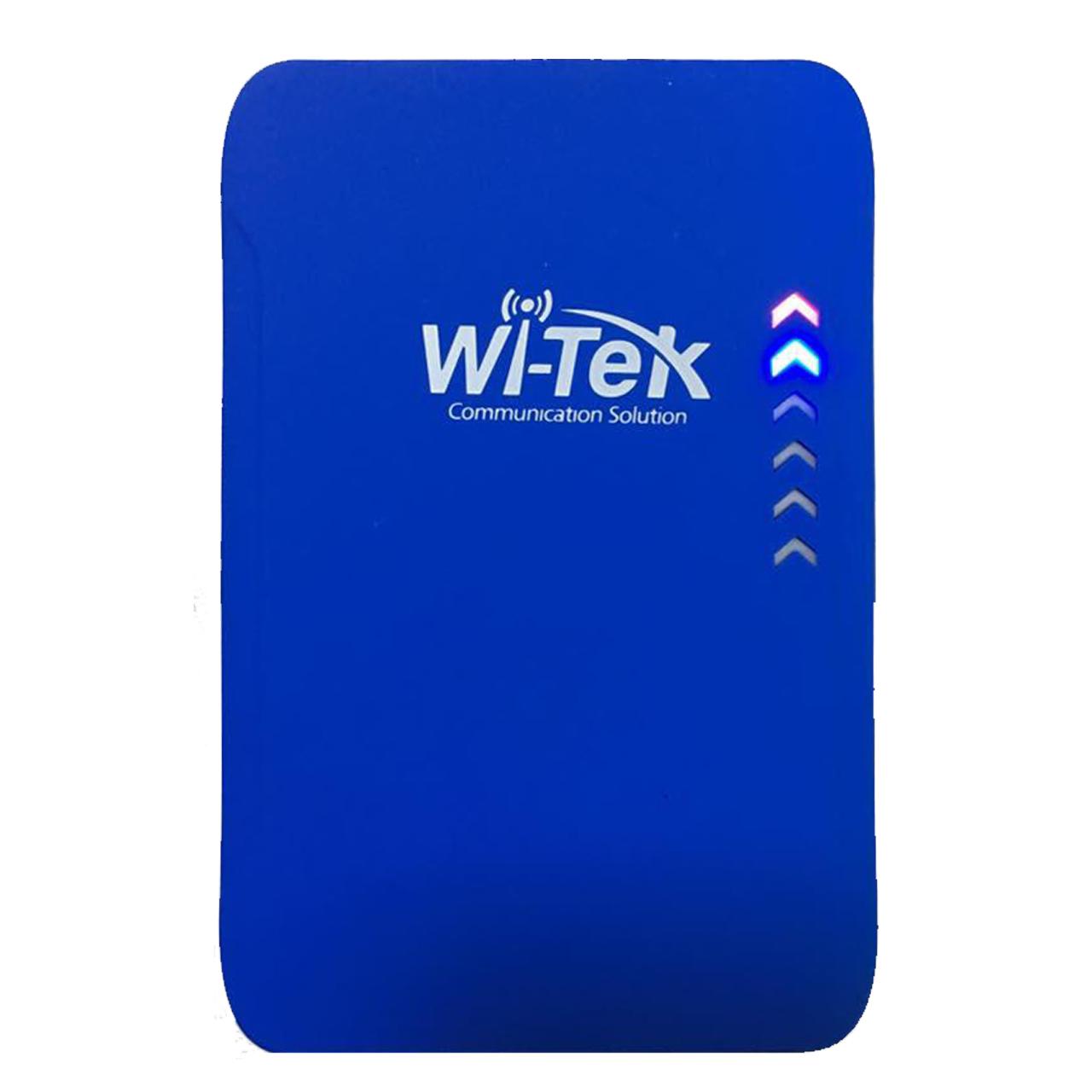 تستر دوربین تحت شبکه وای-تک مدل WI-IPC
