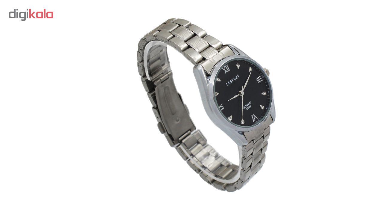 ساعت  زنانه لدفورت کد DGZU-0189