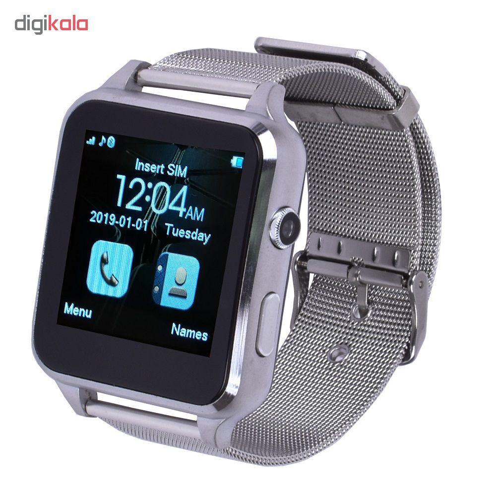 ساعت هوشمند مدل X8 main 1 1