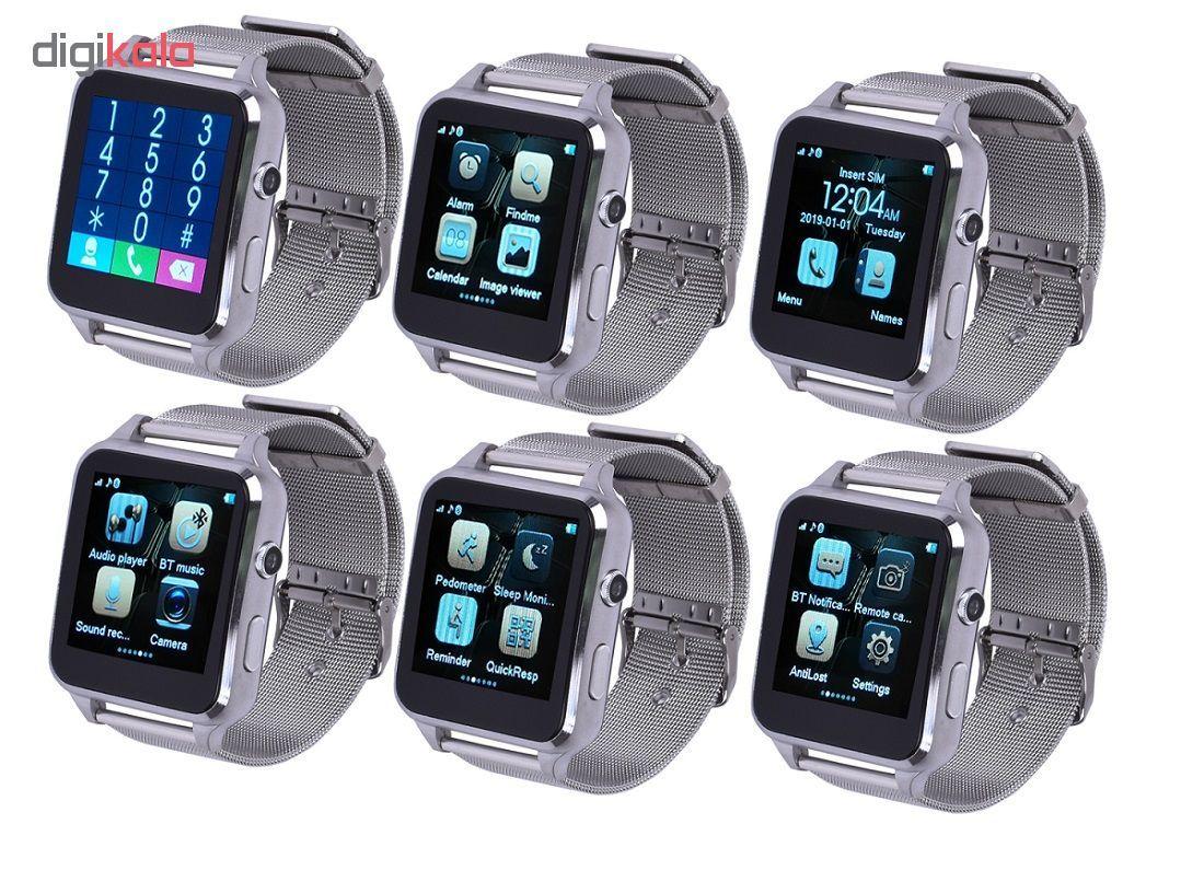 ساعت هوشمند مدل X8 main 1 7