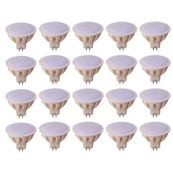 لامپ هالوژن ال ای دی 5 وات مدل CNP پایه سوزنی بسته 20 عددی