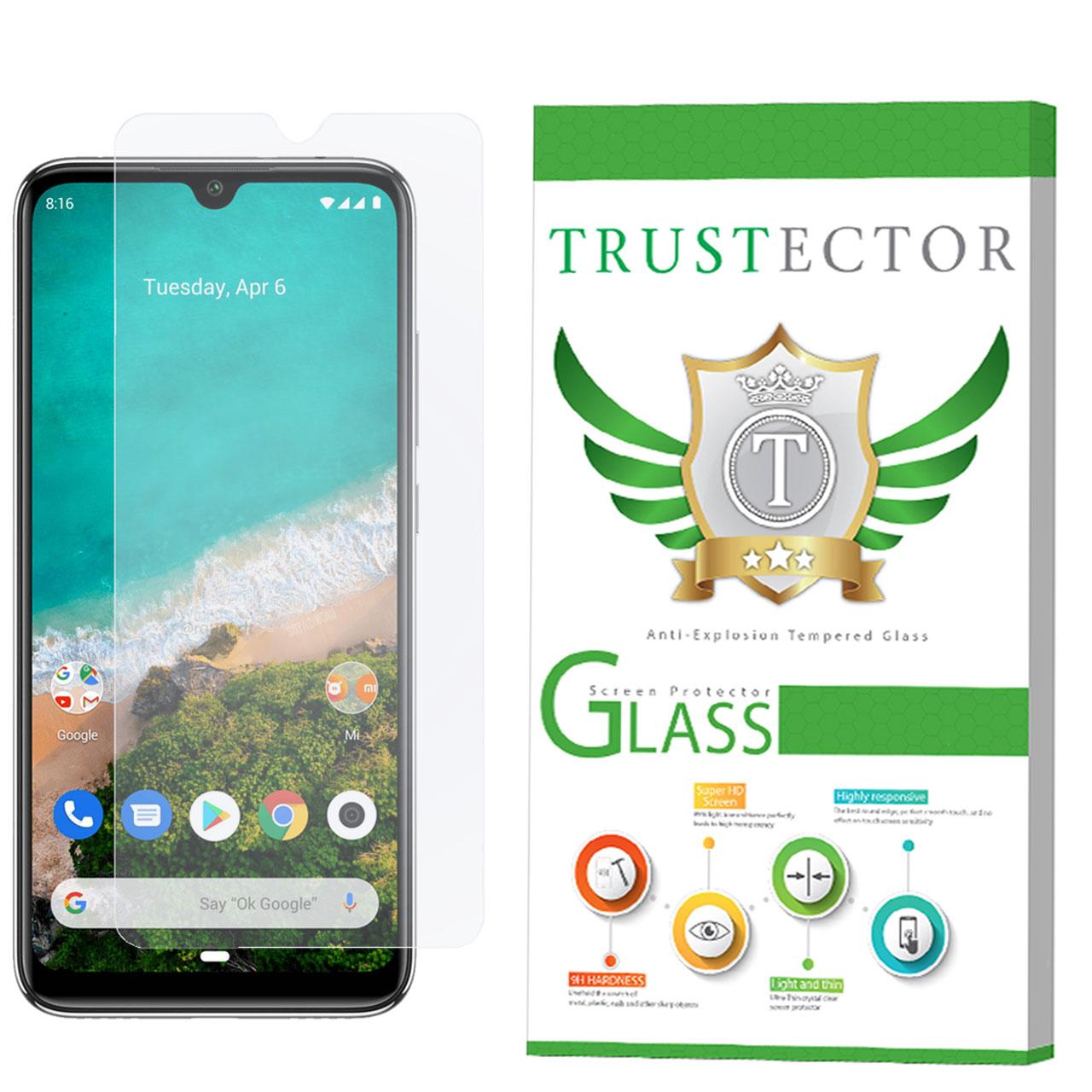 محافظ صفحه نمایش تراستکتور مدل GLS مناسب برای گوشی موبایل شیائومی Mi A3              ( قیمت و خرید)