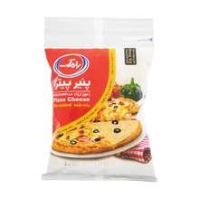 پنیر پیتزا موزارلا رنده شده رامک وزن 180 گرم