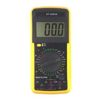 مولتی متر دیجیتال مدل DT-9205A