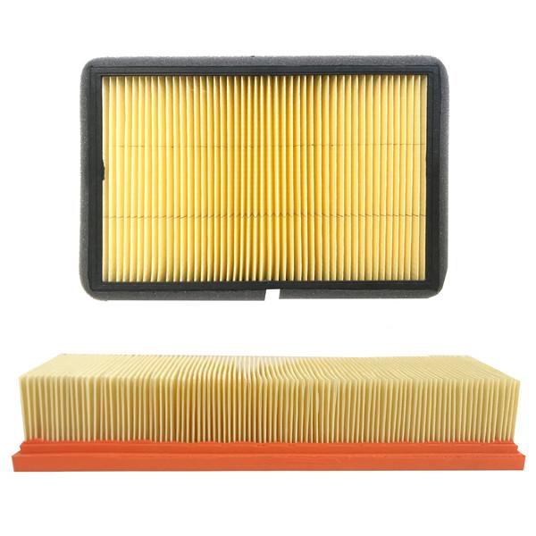 فیلتر هوا خودرو آرو کد 50939 مناسب برای پژو 405 به همراه فیلتر کابین
