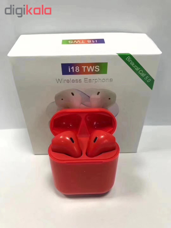 هندزفری بلوتوث مدل i18-TWS main 1 3