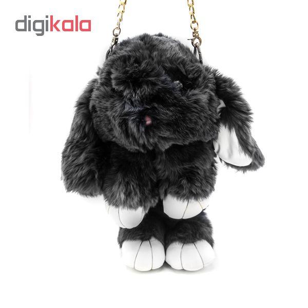 کیف دخترانه طرح خرگوش کد 22