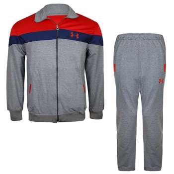 ست گرمکن و شلوار ورزشی مردانه کد 3109-201