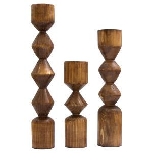 شمعدان مدل فابیا مجموعه 3 عددی