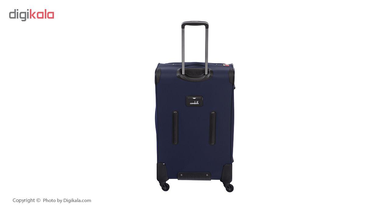 چمدان کندوتی کد 1043 سایز بزرگ