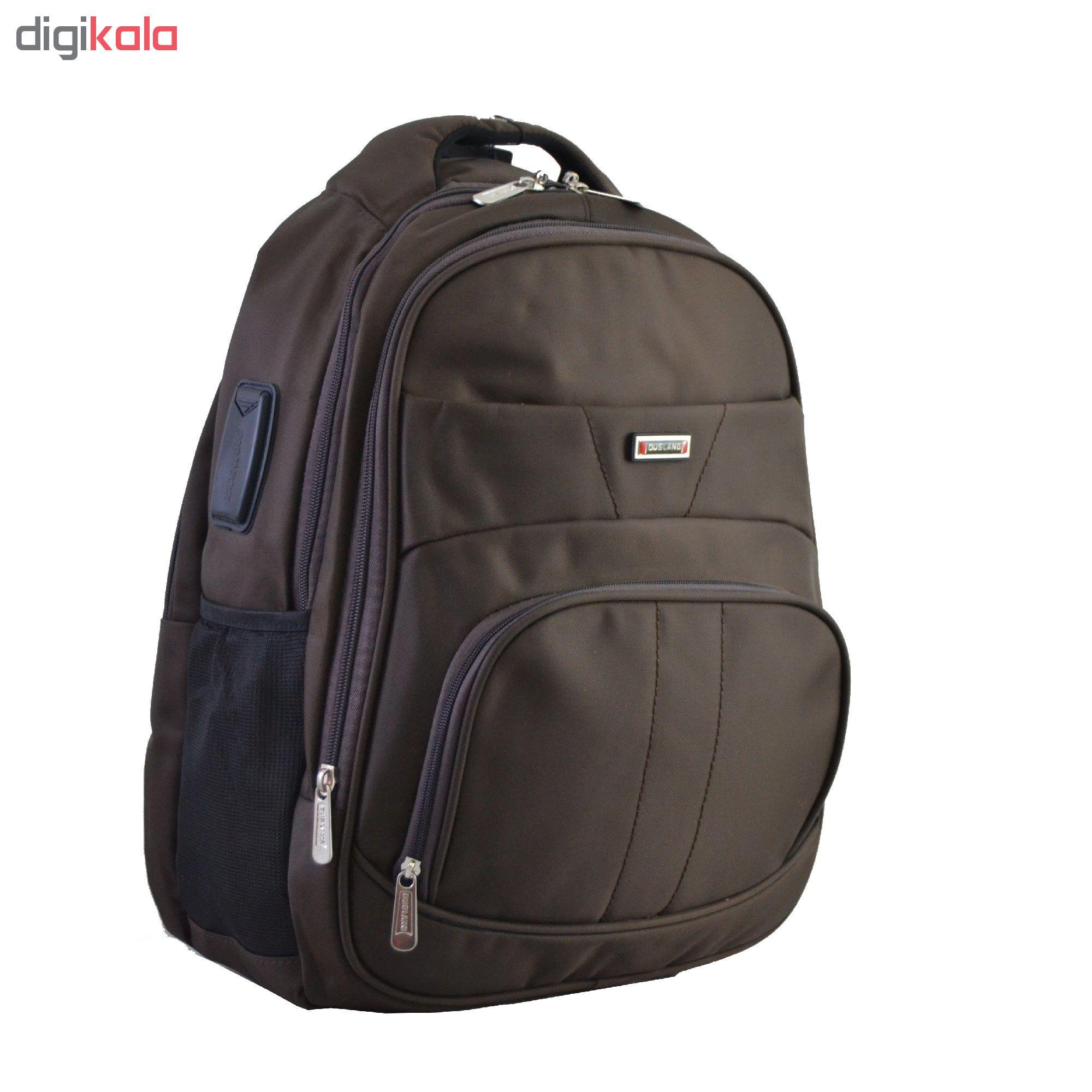 کوله پشتی لپ تاپ داس لنگ کد 88060 مناسب برای لپ تاپ 15.6 اینچی