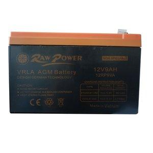 باتری یو پی اس 12 ولت 9 آمپرساعت راوپاور مدل 12RP9VA