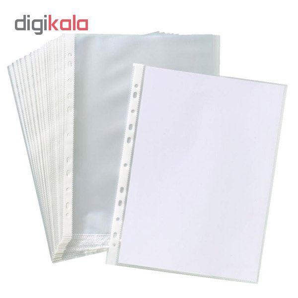 کاور کاغذ مدل snow بسته 100 عددی
