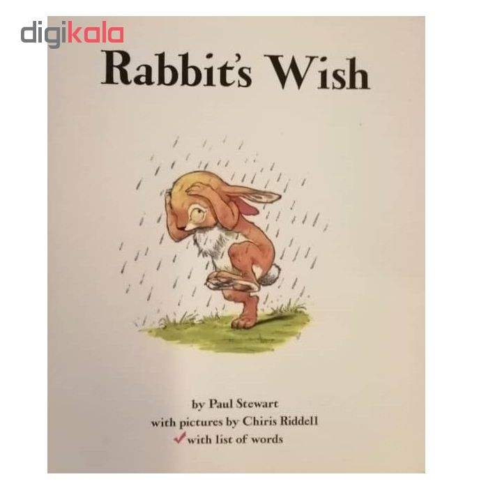 کتاب آرزوی خرگوش اثر پوول استوارت انتشارات انتخاب روز main 1 1