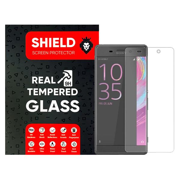 محافظ صفحه نمایش شیلد مدل SG مناسب برای گوشی موبایل سونی Xperia XA