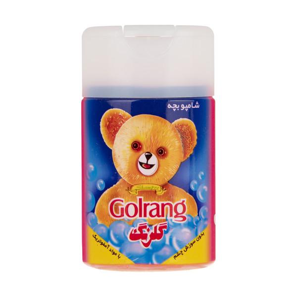شامپو کودک گلرنگ مدل Bear مقدار 110 گرم