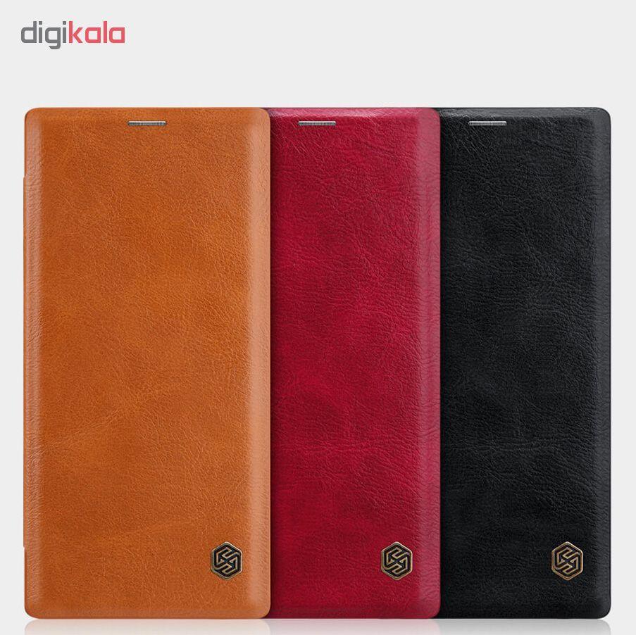 کیف کلاسوری نیلکین مدل QIN مناسب برای گوشی موبایل سامسونگ Galaxy Note 10 main 1 1