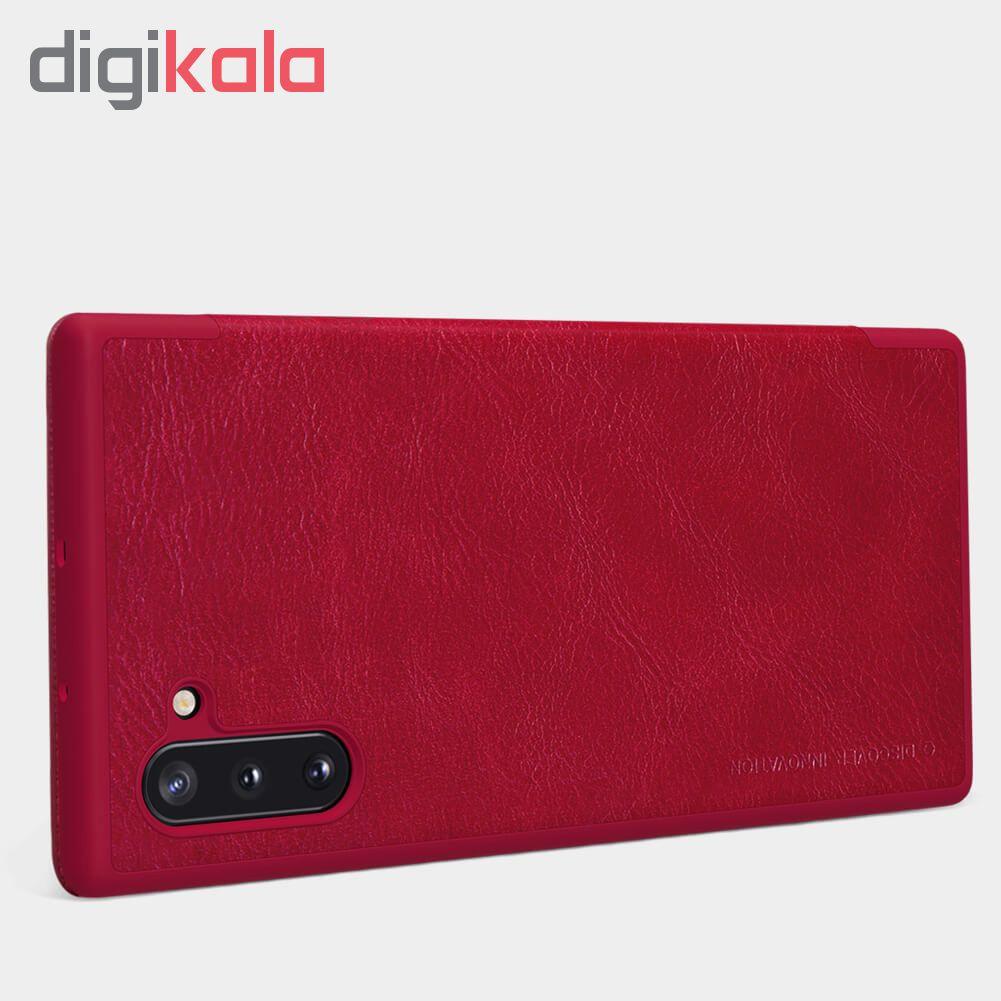 کیف کلاسوری نیلکین مدل QIN مناسب برای گوشی موبایل سامسونگ Galaxy Note 10 main 1 3