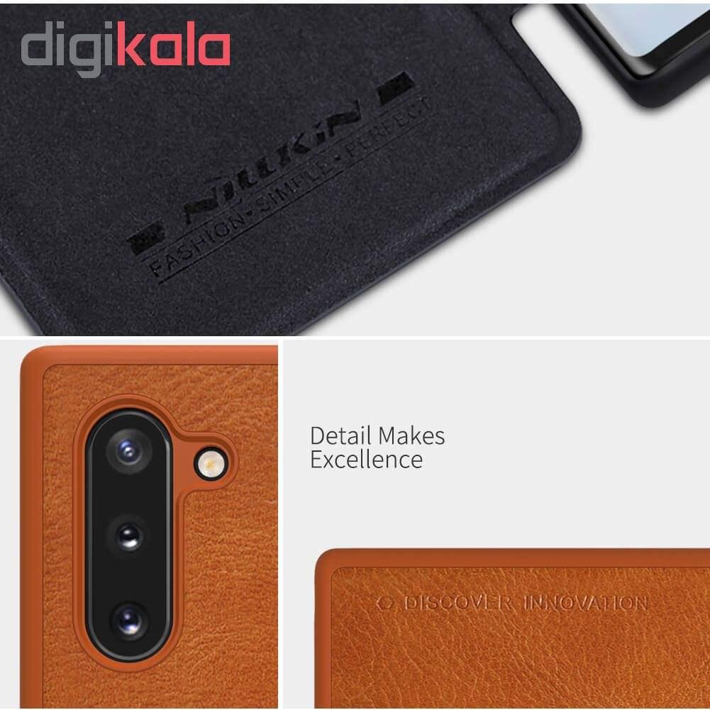 کیف کلاسوری نیلکین مدل QIN مناسب برای گوشی موبایل سامسونگ Galaxy Note 10 main 1 5