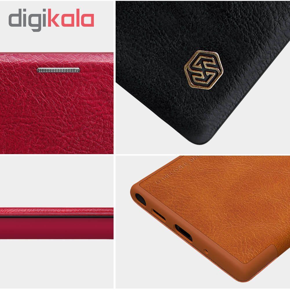 کیف کلاسوری نیلکین مدل QIN مناسب برای گوشی موبایل سامسونگ Galaxy Note 10 main 1 6
