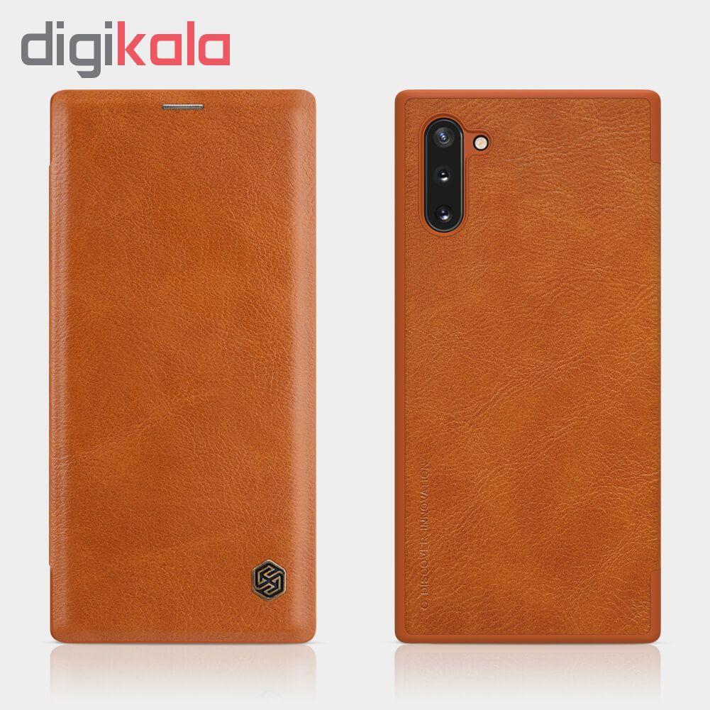 کیف کلاسوری نیلکین مدل QIN مناسب برای گوشی موبایل سامسونگ Galaxy Note 10 main 1 7