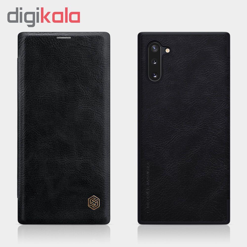کیف کلاسوری نیلکین مدل QIN مناسب برای گوشی موبایل سامسونگ Galaxy Note 10 main 1 9