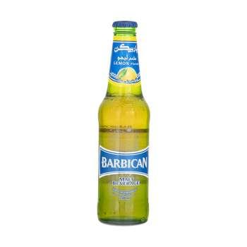 نوشیدنی مالت با طعم لیمو باربیکن مقدار 330 میلی لیتر