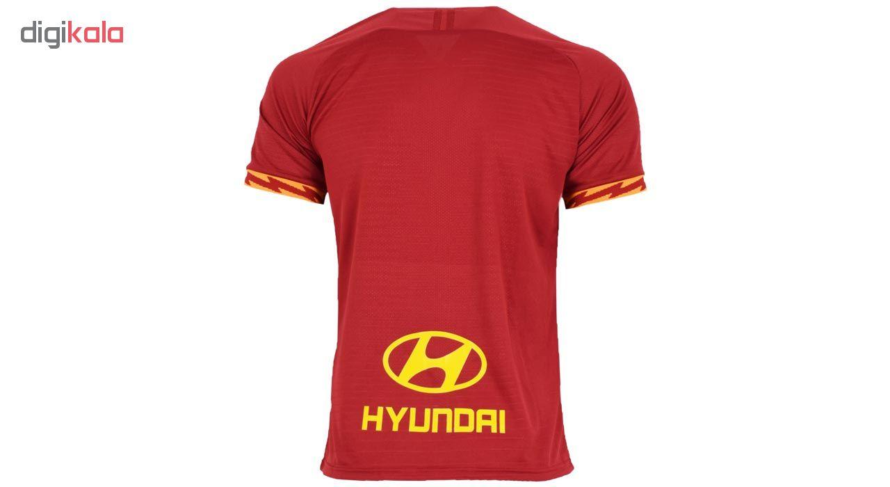 ست تی شرت و شلوارک ورزشی مردانه طرح آ اس رم کد 20-home2019