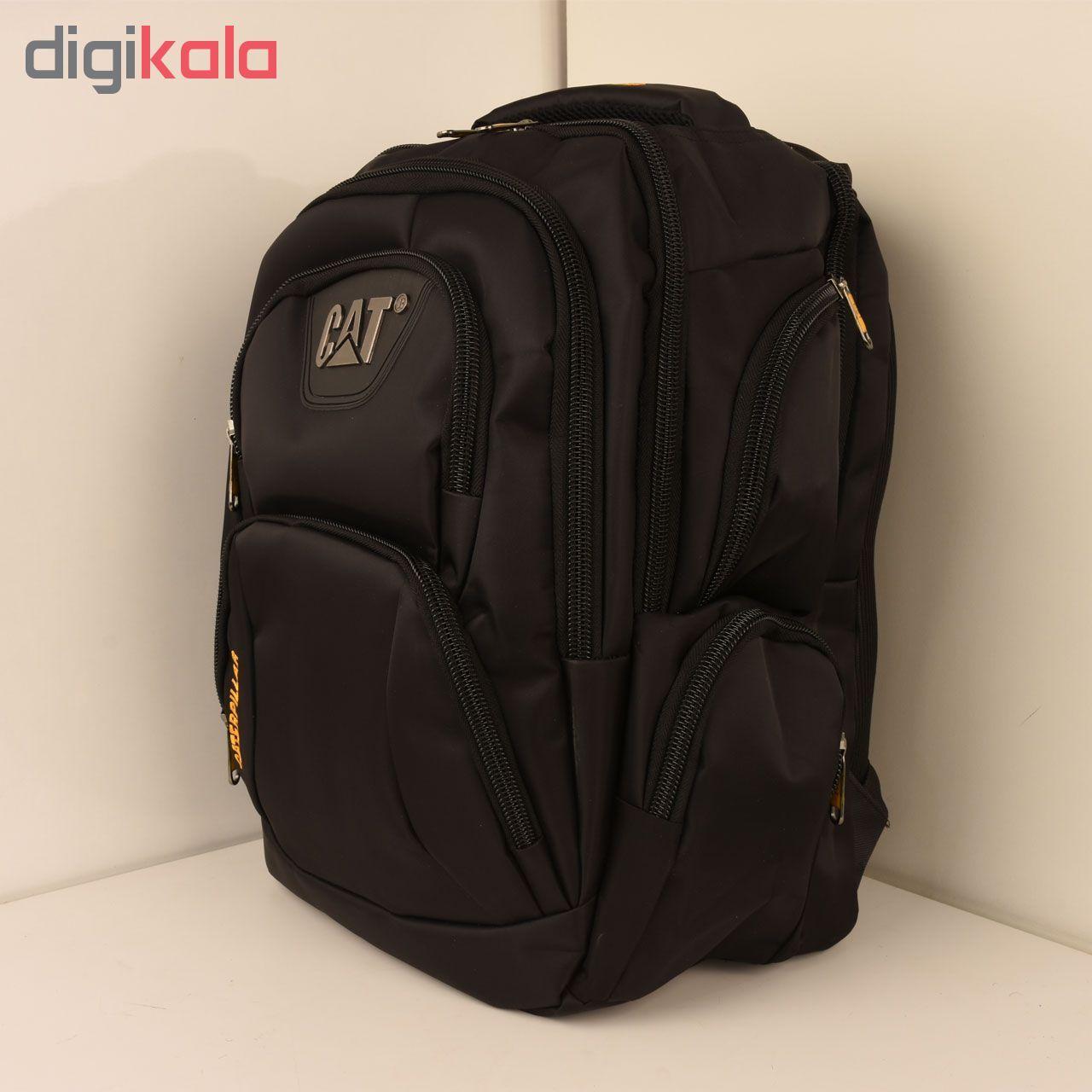 کوله پشتی لپ تاپ مدل SP144 مناسب برای لپ تاپ 15  اینچی main 1 2