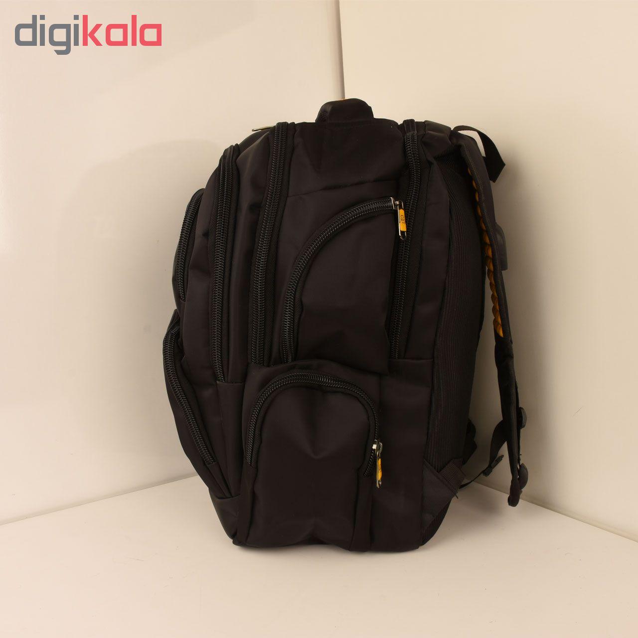 کوله پشتی لپ تاپ مدل SP144 مناسب برای لپ تاپ 15  اینچی main 1 3