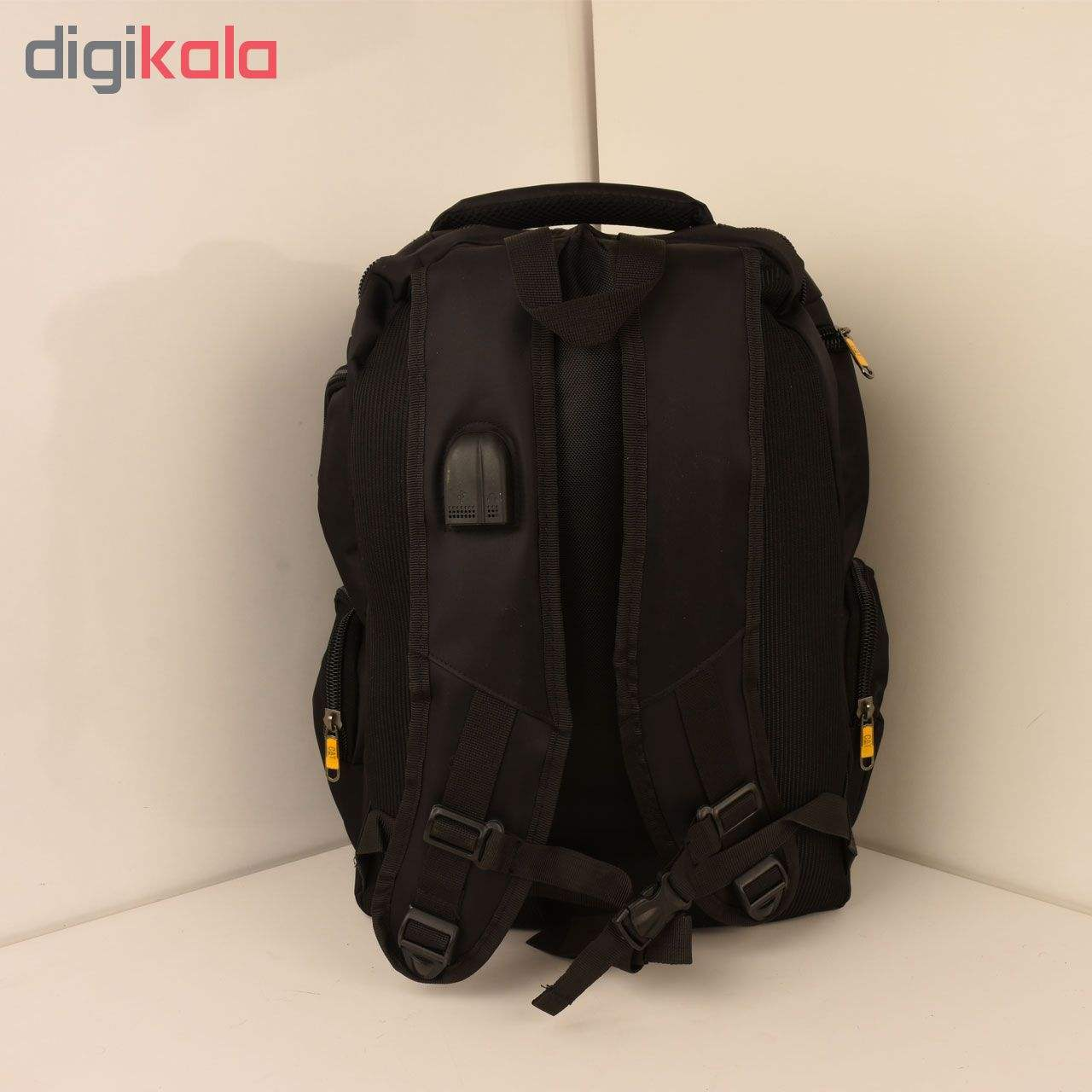 کوله پشتی لپ تاپ مدل SP144 مناسب برای لپ تاپ 15  اینچی main 1 4