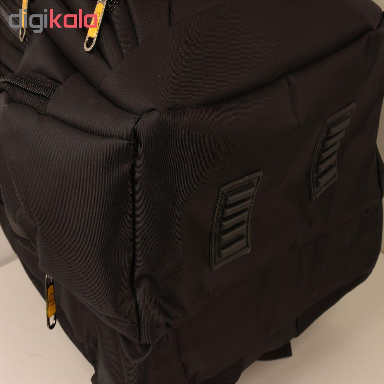 کوله پشتی لپ تاپ مدل SP144 مناسب برای لپ تاپ 15  اینچی main 1 8