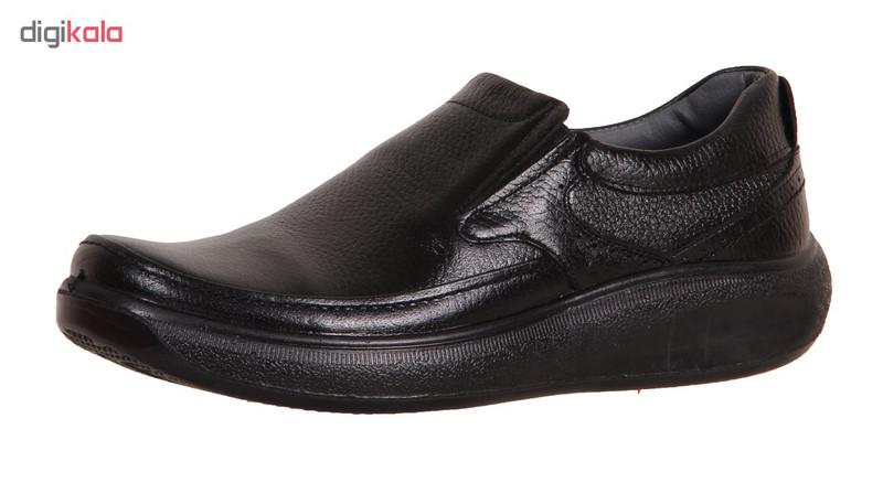 کفش روزمره مردانه شهر چرم کد 1-39678