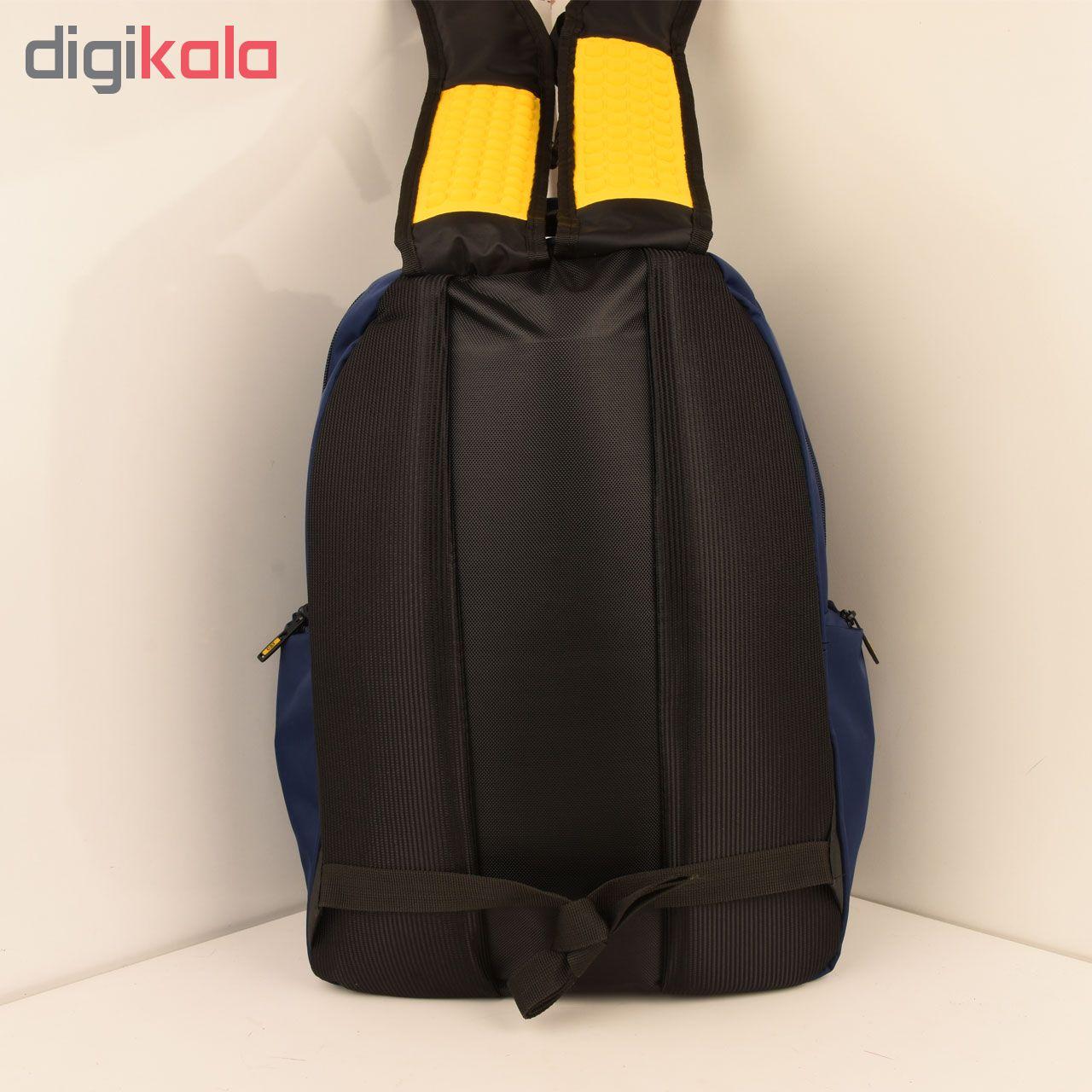 کوله پشتی لپ تاپ  مدل 11-SP146 مناسب برای لپ تاپ 15  اینچی