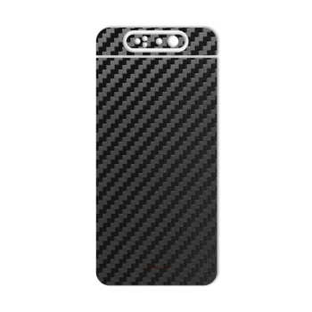 برچسب پوششی ماهوت مدل Carbon-Fiber مناسب برای گوشی موبایل سامسونگ Galaxy A80