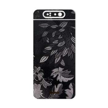برچسب پوششی ماهوت مدل Wild-Flower مناسب برای گوشی موبایل سامسونگ Galaxy  A80