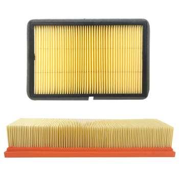 فیلتر هوا خودرو آرو کد 50939 مناسب برای پژو پارس به همراه فیلتر کابین