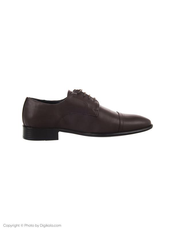 کفش مردانه گاراموند مدل 100255612-BRO