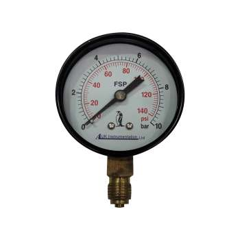 گیج فشار اف اس پی مدل DRY10