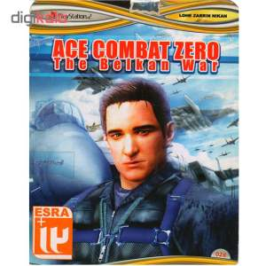 بازی ACE COMBAT ZERO The Belkan War مخصوص PS2