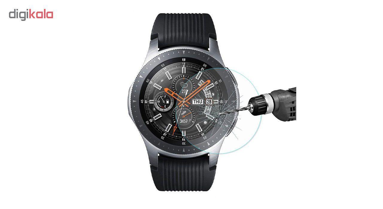 محافظ صفحه نمایش مدل CLT مناسب برای ساعت هوشمند سامسونگ Galaxy Watch 42mm main 1 2